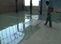 EPOXY FLOOR Self-leveling at TOYOTA   2.jpg