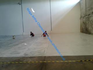 epoxy lantai untuk gudang pabrik